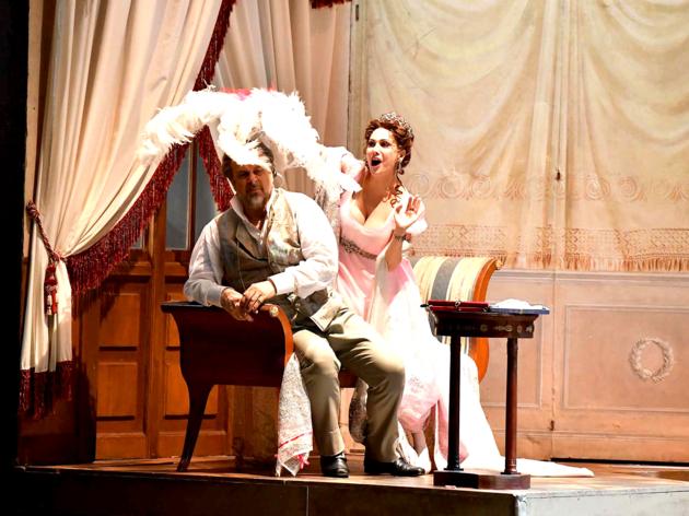 自宅で観劇:第8回 大笑い必至、コミカルなベルカントオペラ