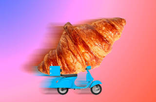 London bakeries doing delivery
