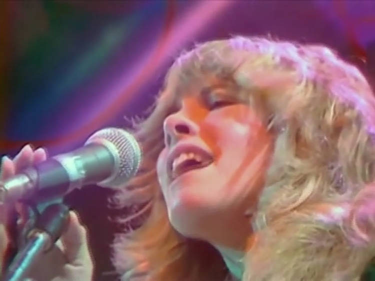Stevie Nicks - A Traves Del Espejo