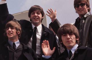 Los Beatles - En la vida