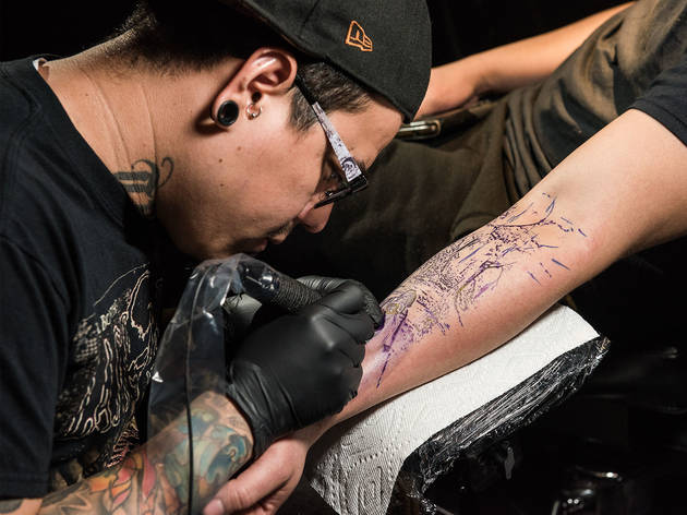 When will tattoo shops reopen in NYC?