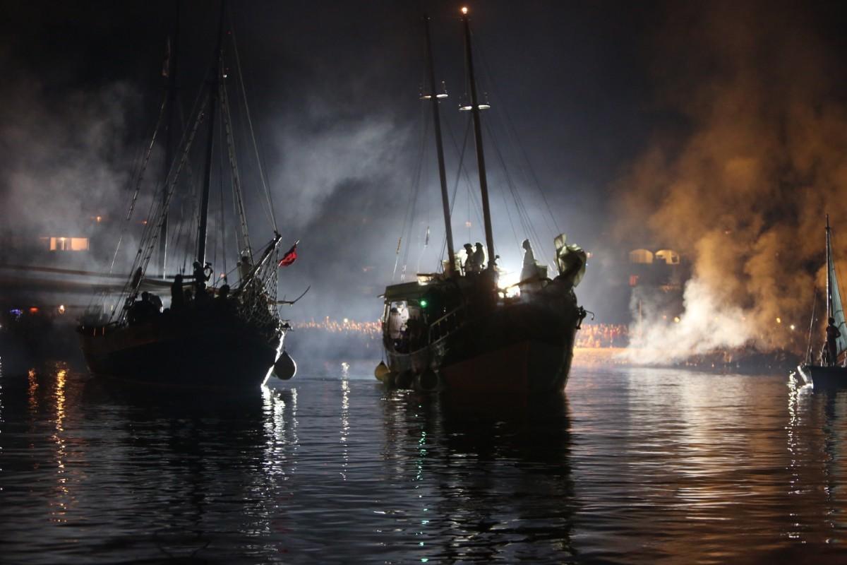 Pakoštane Tourist Board, sea battle