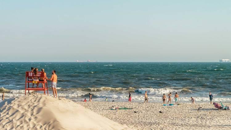 beach new york
