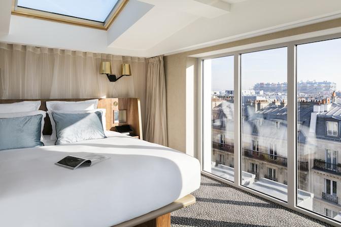 Les meilleurs hôtels de Paris