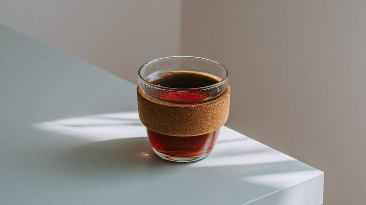 Reusable coffee cup generic