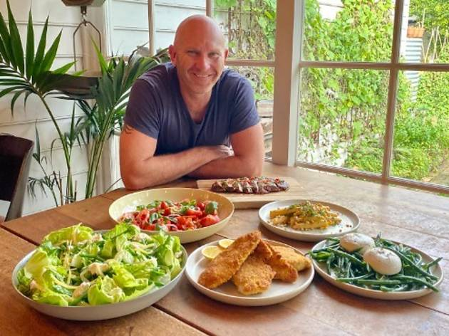 Cooking at Home with Matt Moran