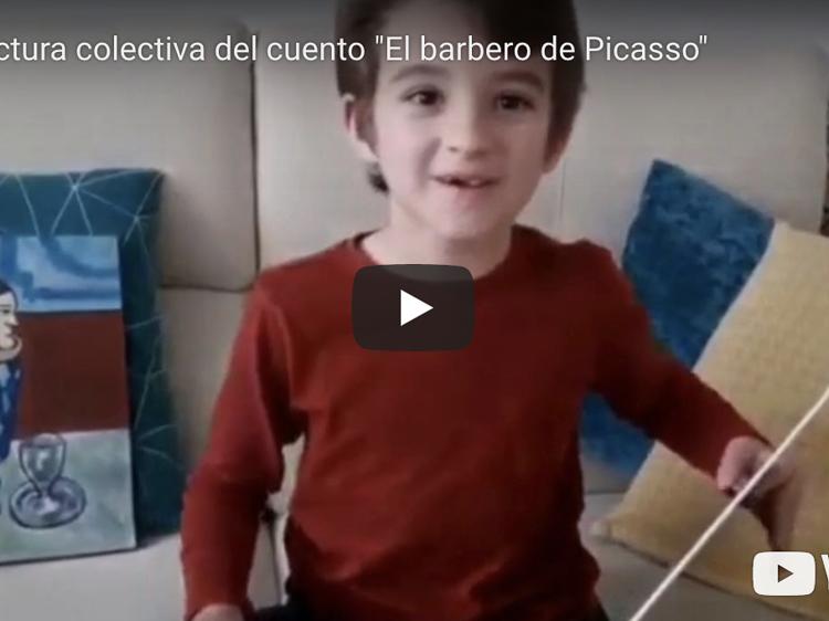El barbero de Picasso