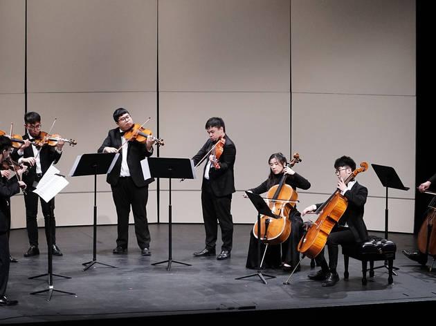 Hong Kong String Orchestra Chamber Music Concert Series