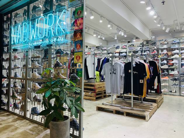 Best sneaker stores in Hong Kong to up