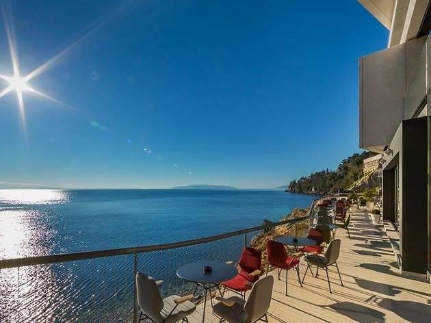 Hotel Navis Opatija, kvarner bay