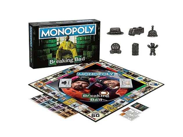 Llega el monopoly edición Breaking Bad