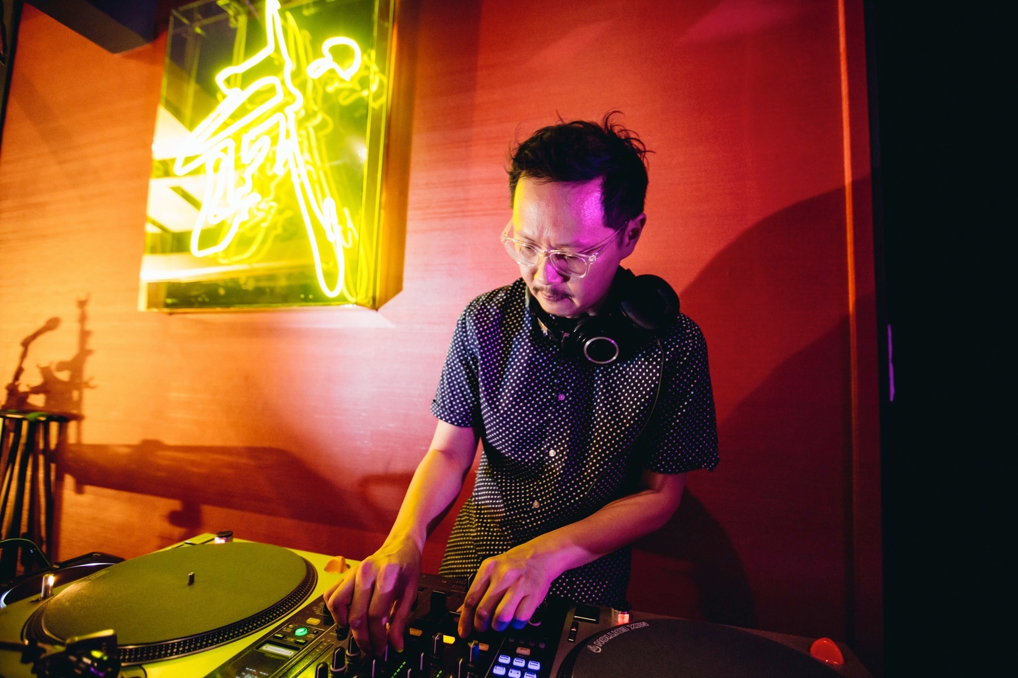 Boogie with Tiko Disko and dance to some Asian funk on May 21