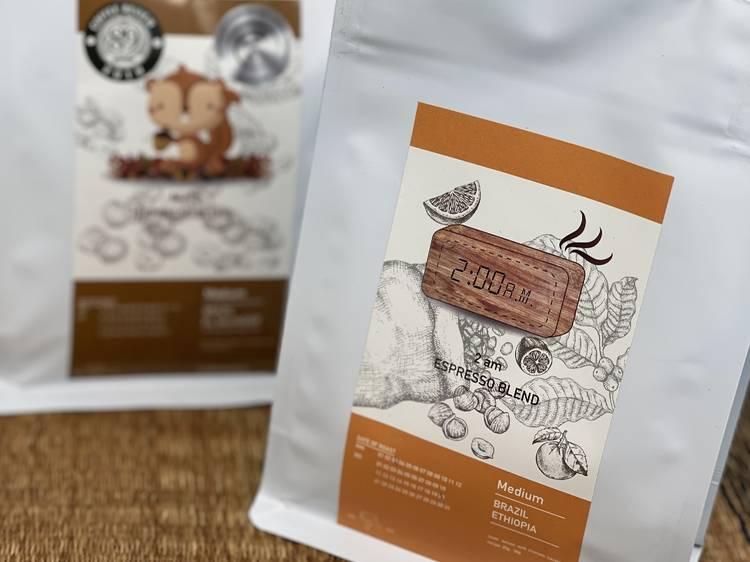Sensory House Coffee Roastery:烘焙師發辦計劃