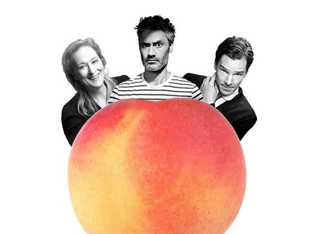 """James and the Giant Peach"" with Taika and friends"