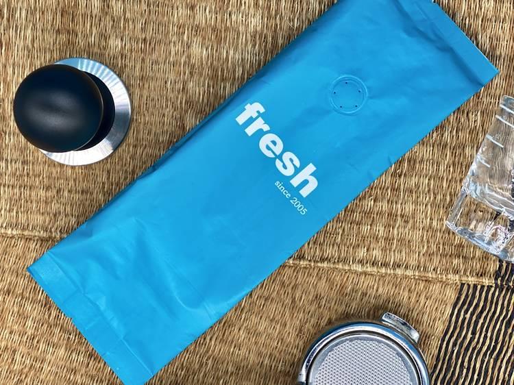 Fresh Coffee:即訂即炒