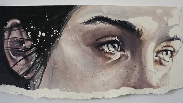 Exposição 'Right Now' da Galeria Underdogs