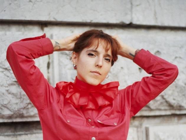 Michelle Blades presenta un show en el Time Out México Fest