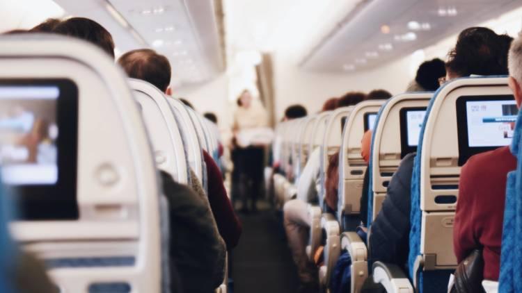Generic airplane seats