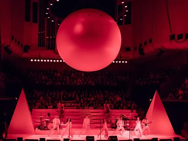 Solange rocks Vivid LIVE 2018