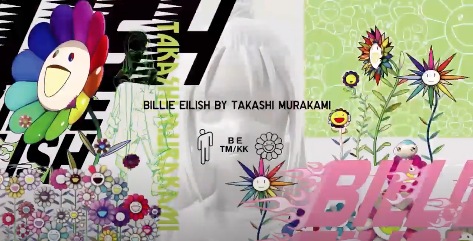 Billie Eilish and Takashi Murakami collaborate for a Uniqlo UT collection