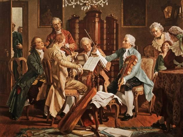 Arte, Pintura, Joseph Haydn