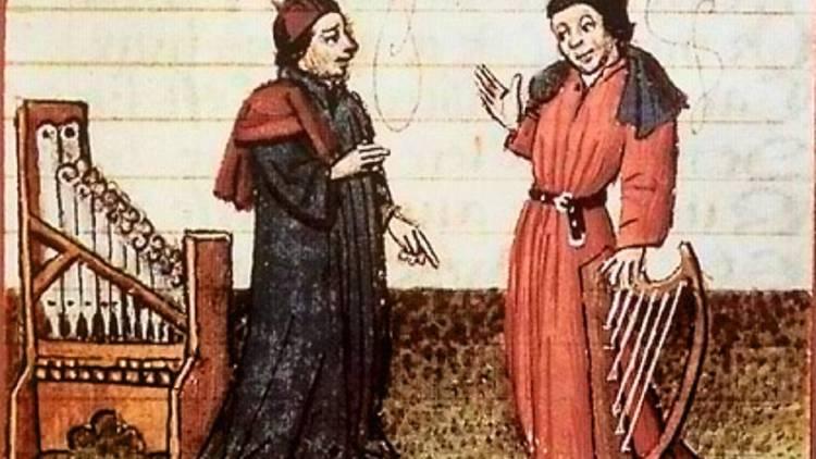 Música, Compositores, Canções, Guillaume Dufay e Gilles Binchois (1451)