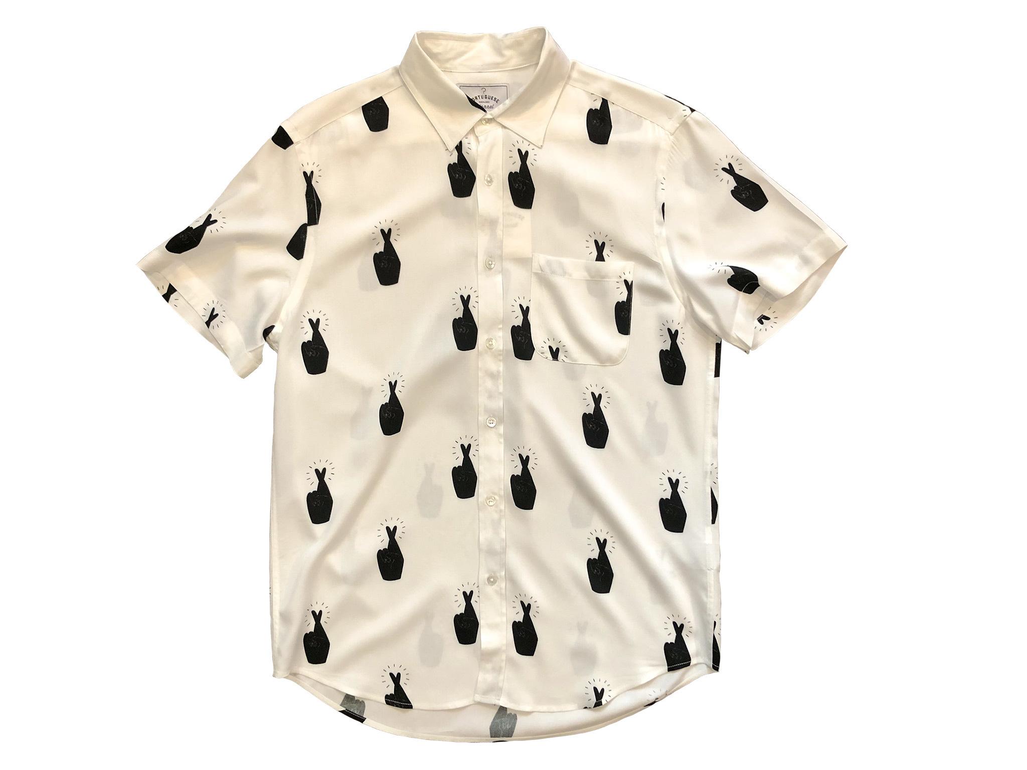 Boo. Camisa Portuguese Flannel