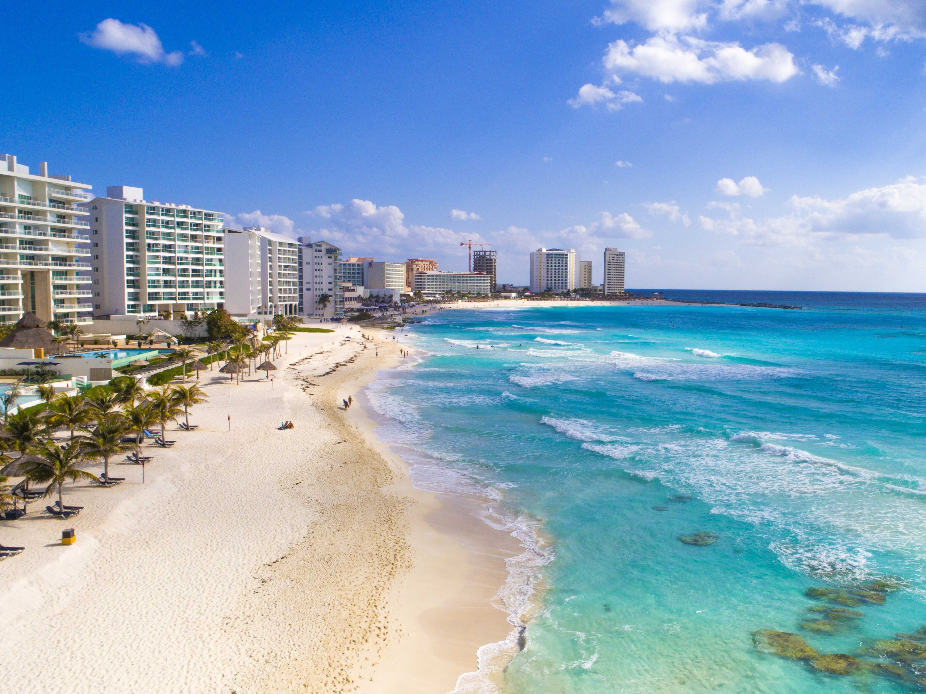 Cancun And Riviera Maya Are Reopening For Tourists By Early June
