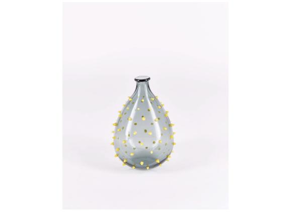 Vase Blue Yellow, d'Alex Frosum