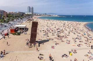 Sant Miquel beach / Platja de Sant Miquel