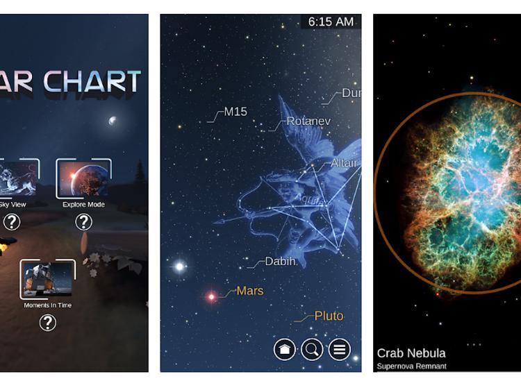 Dia 29: Star Chart