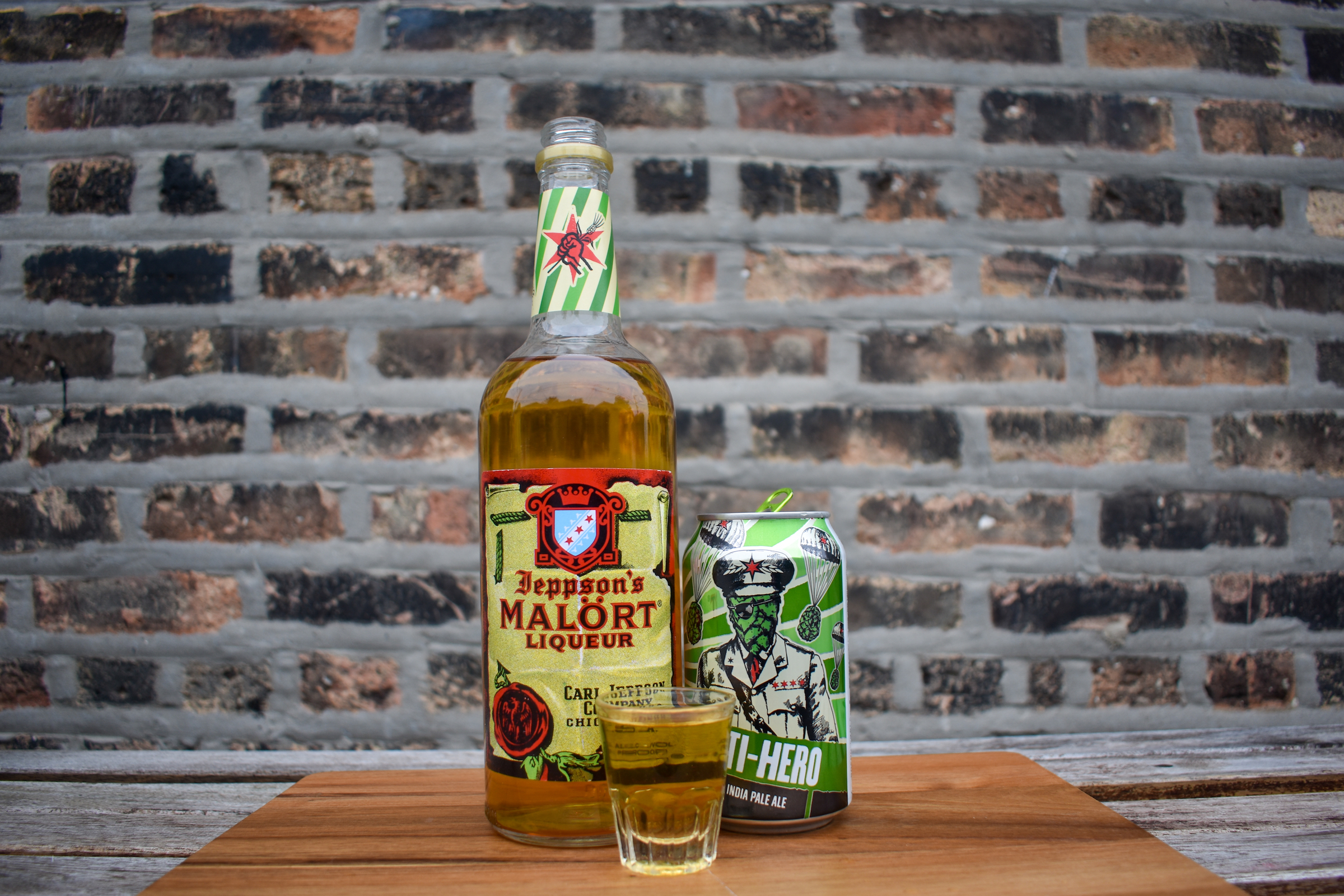 CH Distillery is unleashing a new Malört variant, in collaboration with Revolution Brewing