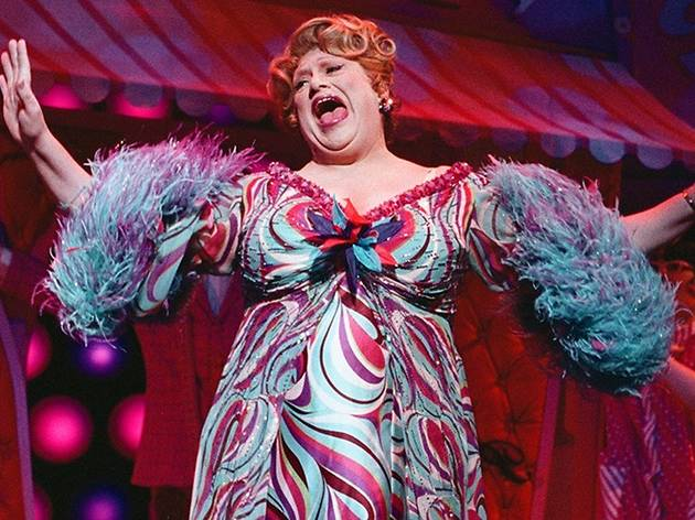 Harvey Fierstein in Hairspray