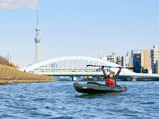 Tokyo on water: best cruises, boat rides and water sports in Tokyo
