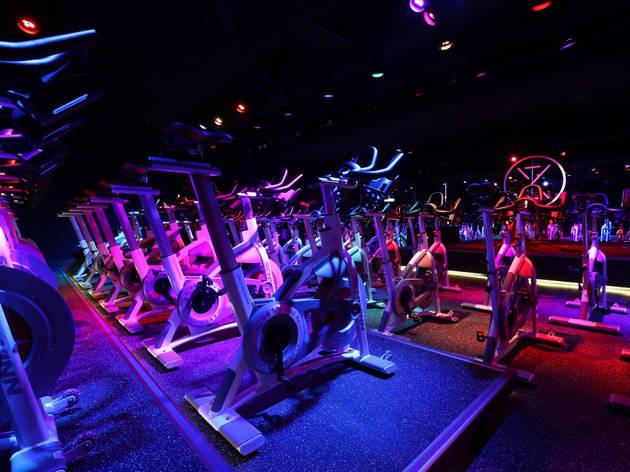 XYZ Indoor Cycling Studio