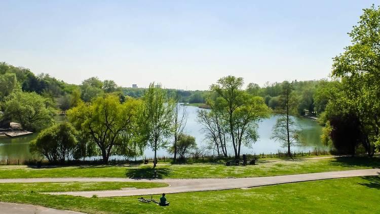 Parc George Valbon