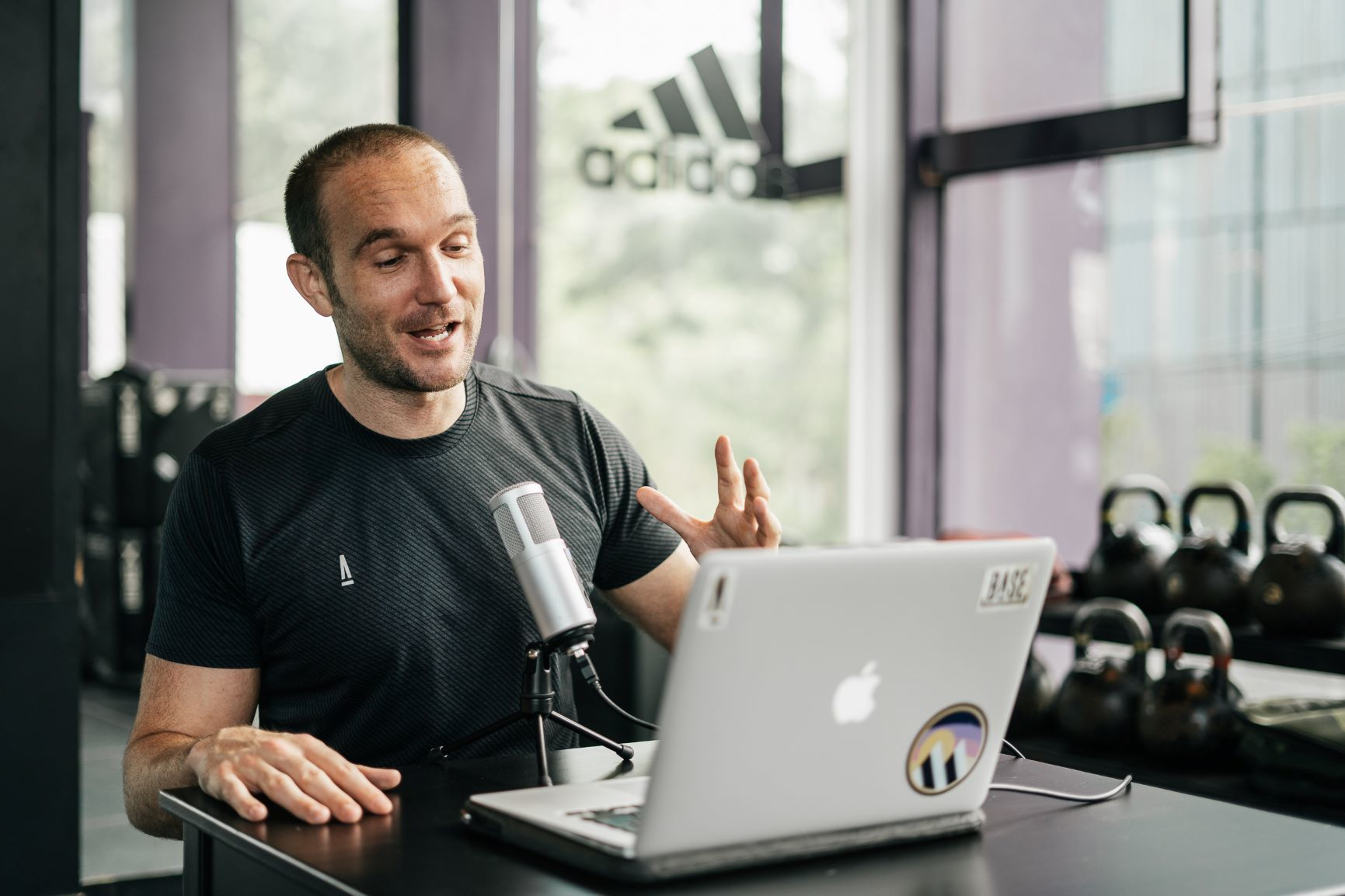 Fitness studio BASE launches podcast channel