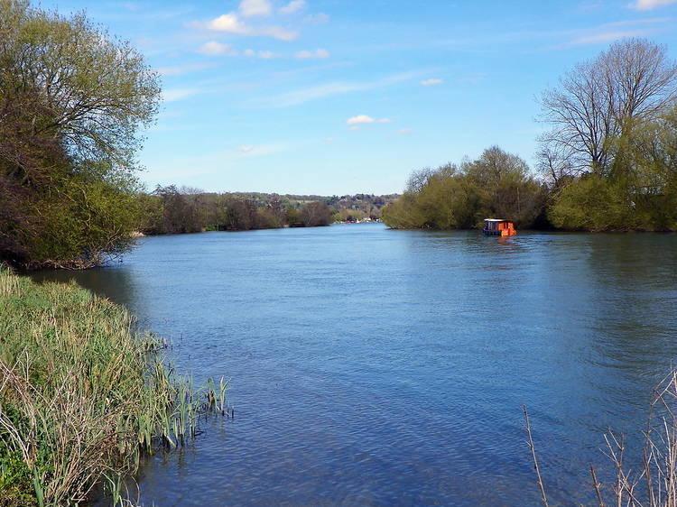 River Thames, Marlow