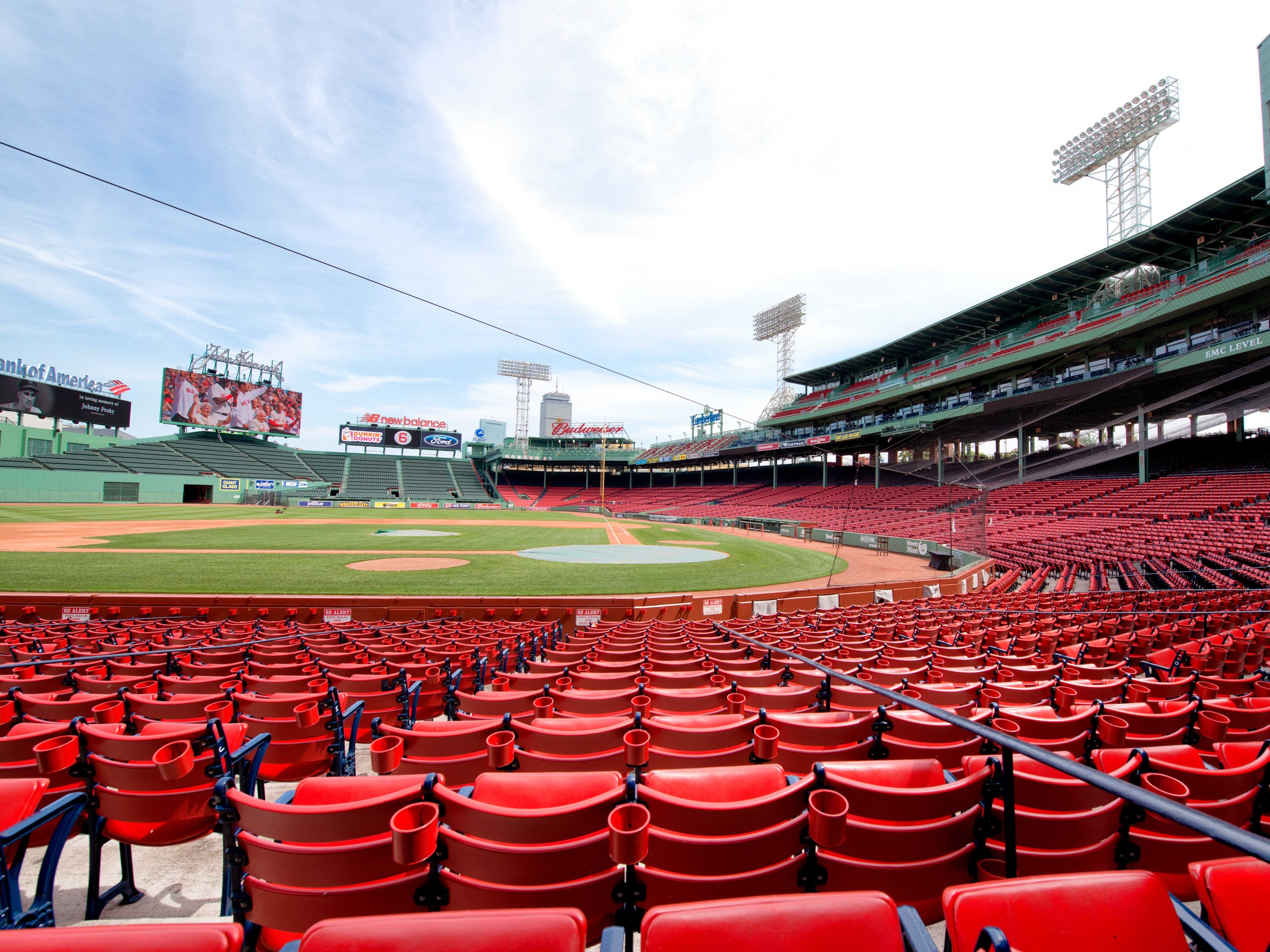 Dropkick Murphys and Bruce Springsteen will play to an empty Fenway Park