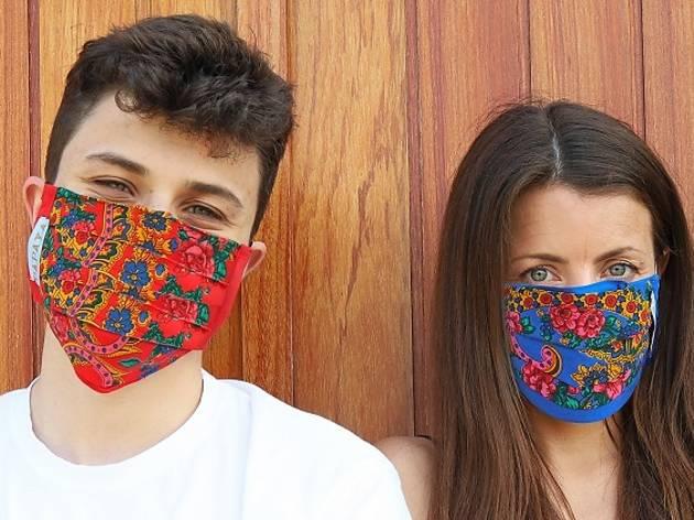 Papaya máscara