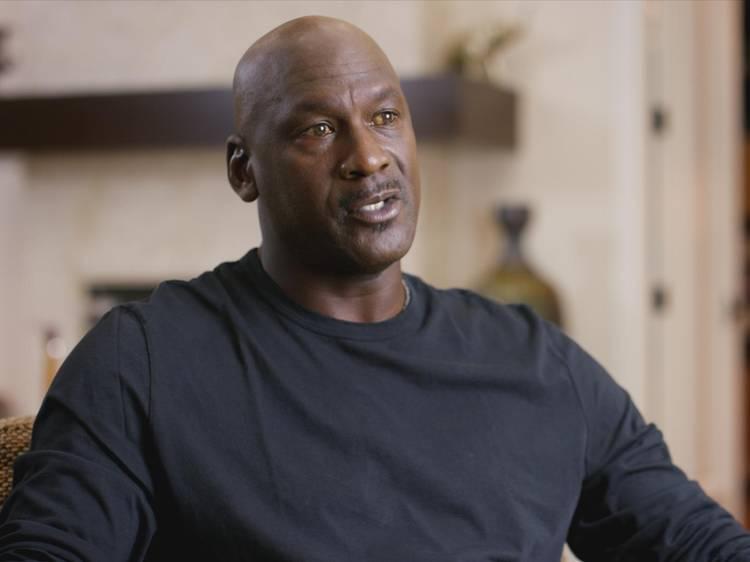 El lado más vulnerable de Michael Jordan