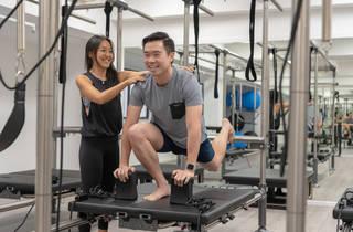 fitness pilates self