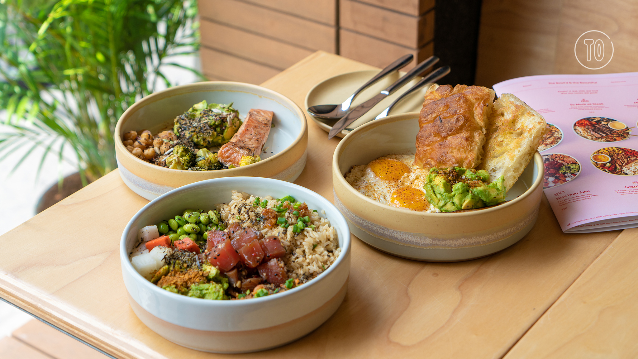 10 ร้านอาหารสุขภาพน่าลองในกรุงเทพฯ สำหรับมื้อที่ดีต่อกายและใจ