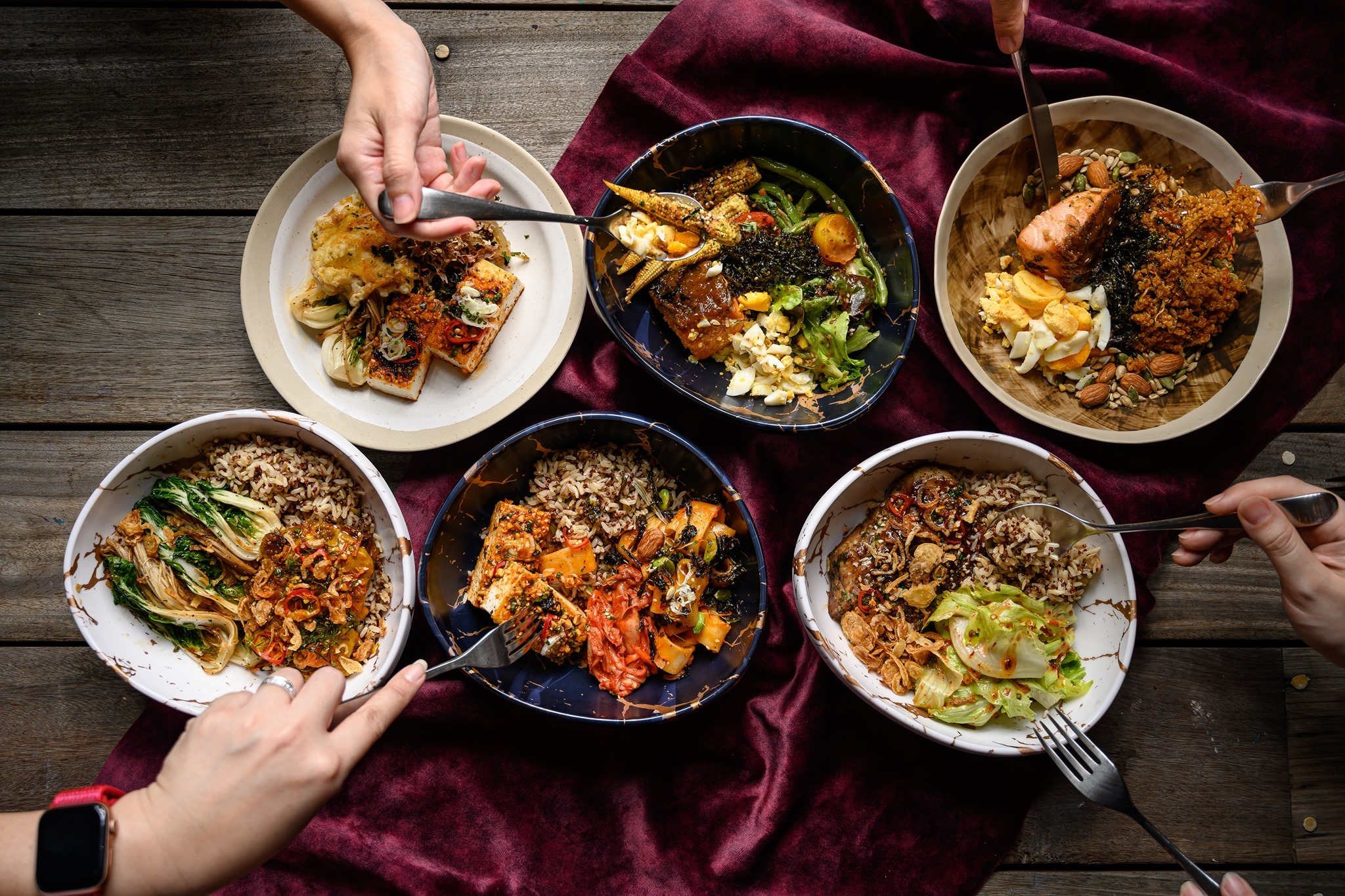 Healthy and hearty bowls and where to find them in Bangkok