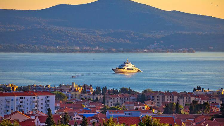 Croatia sailing: superyachts arrive, marinas open and the season begins