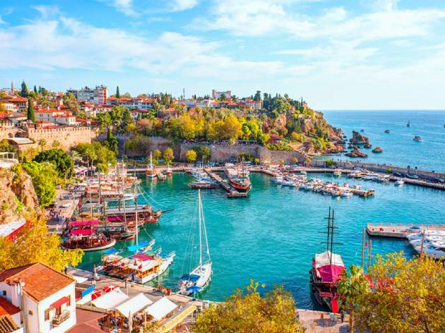 Turkey has reopened its borders – here's who can visit right now