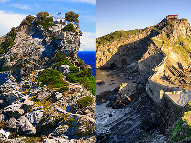 15 llocs d'Espanya que et recordaran llocs meravellosos del món