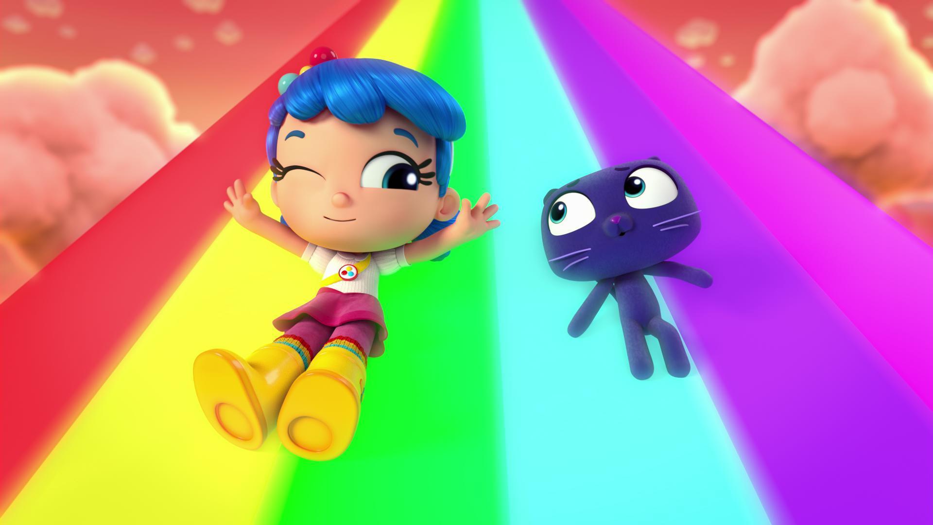 Vera: Rescate arcoíris