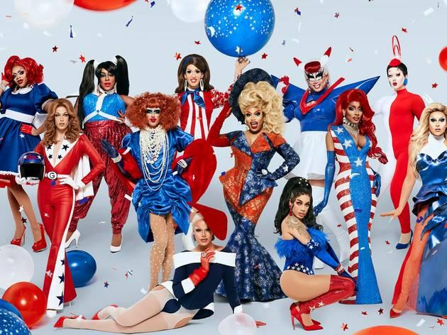RuPaul's Drag Race presenta su decimosegunda edición
