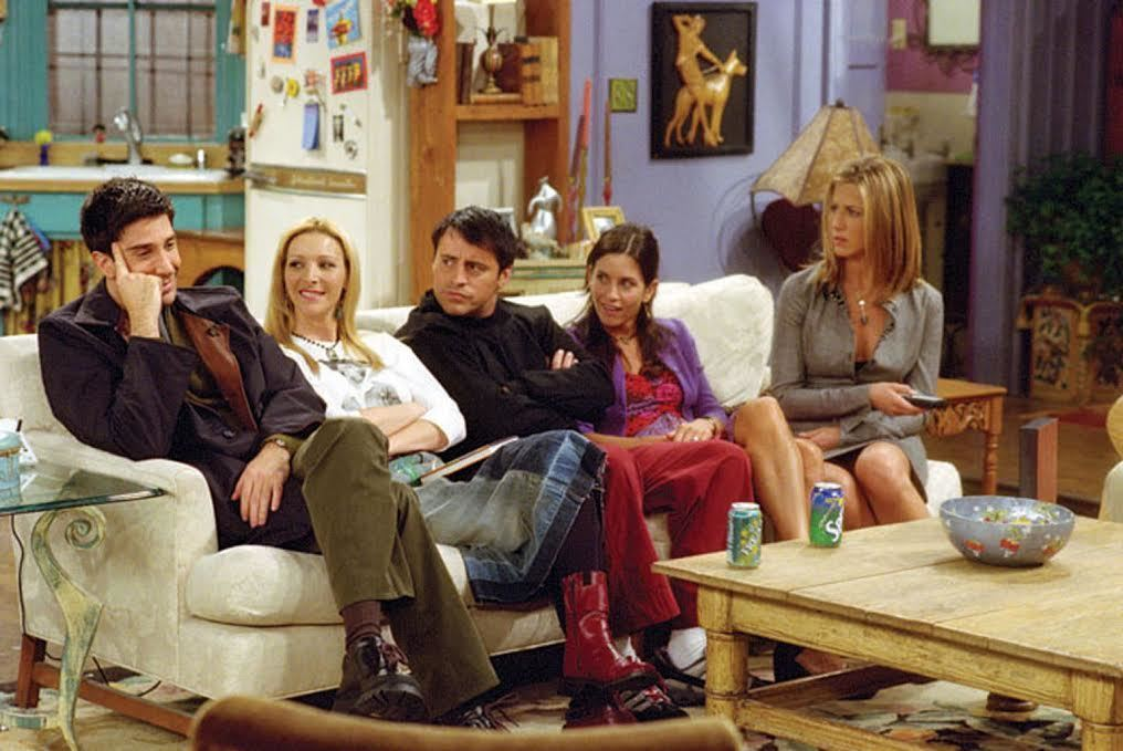 An official Friends TV show cookbook is coming